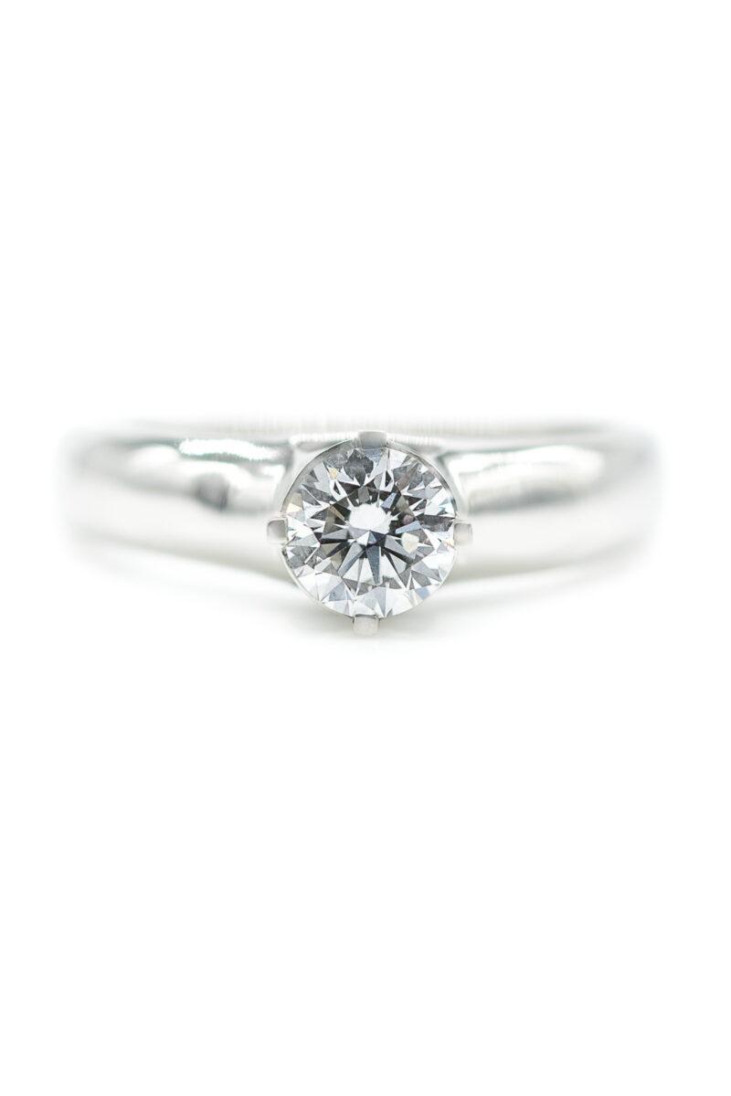 VON KRONBERG Diamant-Solitär DOORWAY OF LOVE